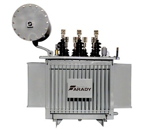 1600kva oil type electrical power transformer