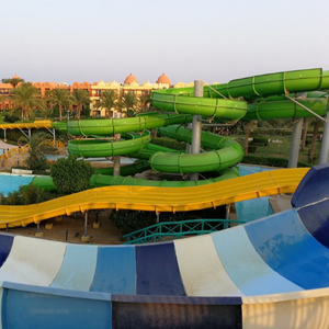 Design build a amusement aqua park adult water slides water games