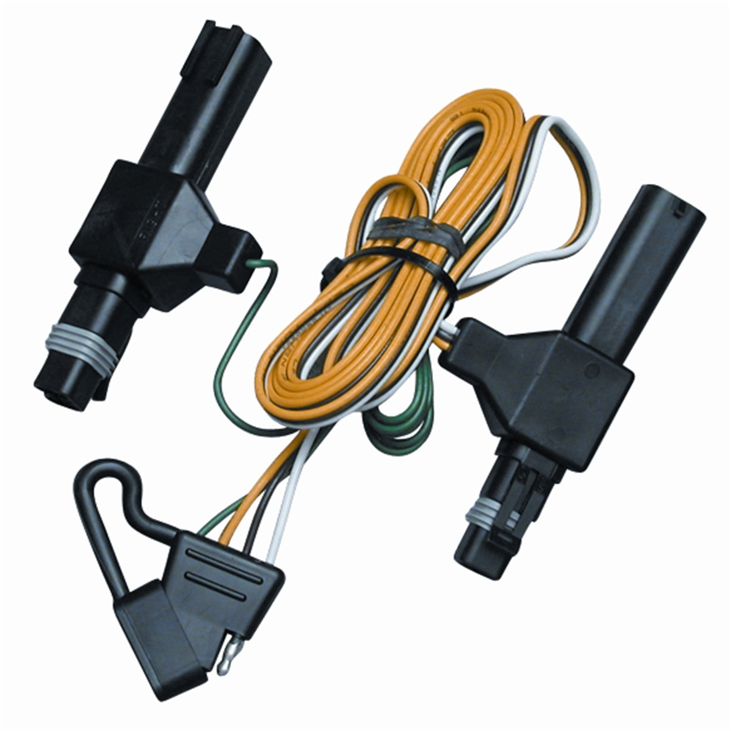 Trailer Wiring 86-02 Dodge Ram Ramcharger D/W Pickup & Trailduster, 87-94 Dakota