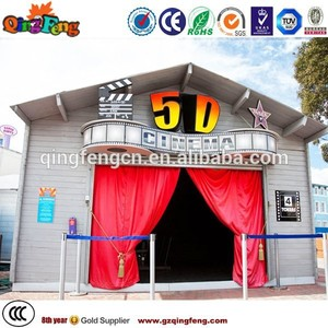 Hot sale for gamecenter with great price 5d movie 5d cinema 5d theatre