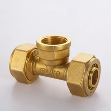 Brass Pex Plumbing Fitting Pex Al Pex Pipes And Press Fittings