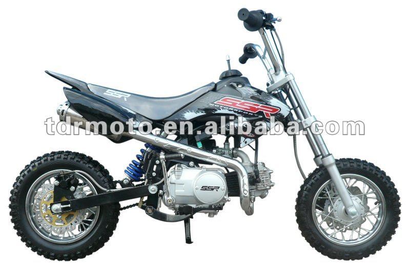 2013 New SSR 50cc dirt bike semi-automatic Pitbike Minibike Racing Motocross Motorcycle Kids Racing Motard Off-road
