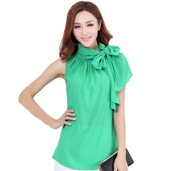 bd73144e95d Buy Ruffled Blouses For Women Designer Spring Women Work Blouses Plus Size  white green New 2014 Brand Casual Shirts Women WD189 in Cheap Price on  Alibaba. ...