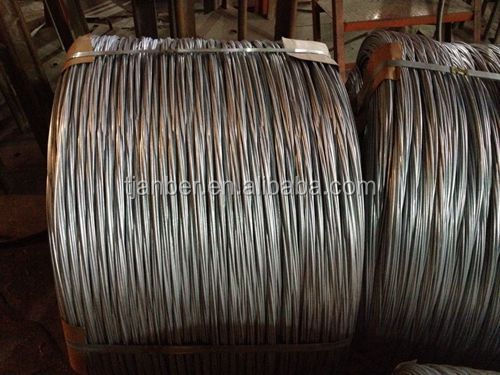 diameter 3.80mm galvanized steel wire bucket handle raw material