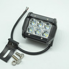 Factory price 4inch 12V/24V 18W offroad/auto led driving light 9-32V 18W LED Work light 4inch