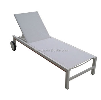 Alu sonnenliege  Aluminium Sonnenliege,Weißem Kunststoff Sonnenliege,Strand Liege Mit ...