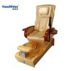 Chinese top10 suppliers big discount pedicure spa chair for sales with PU leather cover