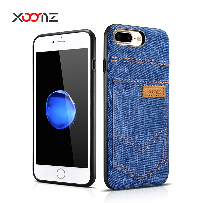 XOOMZ Back Cover Phone Case for iphone 7 plus