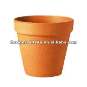Decorative Garden Terracotta Mini Clay Pot
