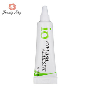 fast dry and strong eyelash strip false lash glue with high quality