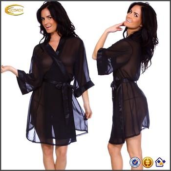 Wholesale Simplicity Womens New Plus Size Kimono Style Lingerie