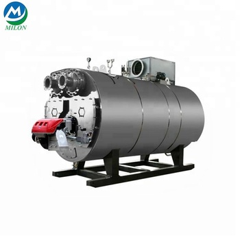Milon Types Of Industrial 2 Ton/h Gas Oil Fired Heating Steam Boiler ...