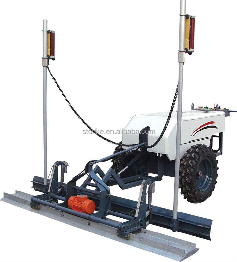 STZ25 concrete laser screed machine