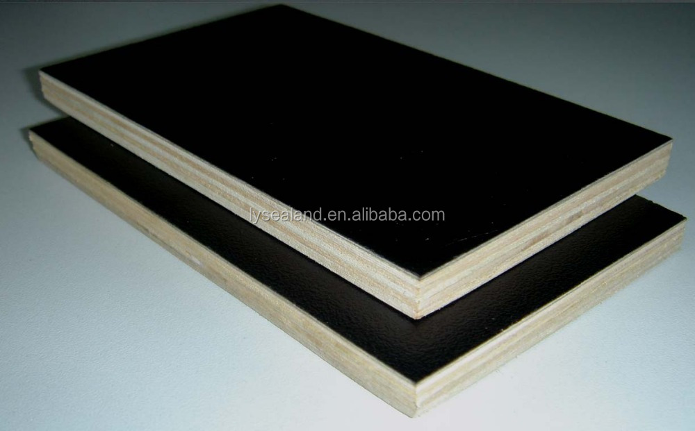 buy filmfaced shuttering plywood phenolic film faced Plywood/Cheap price for birch brown film faced plywood