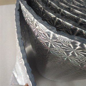 building high r value aluminum bubble foil insulation