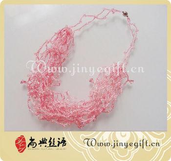 Fancy Knitted Wire Jewelry Handcraft Wire Crochet Jewelry Buy Wire