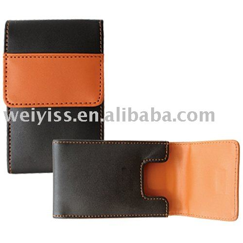 leather digital camera case