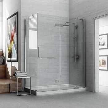 hinged & pivot shower doors decorative glass shower - buy