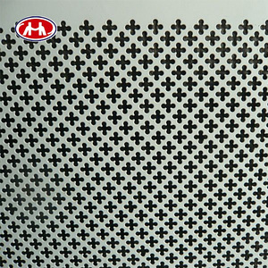 China low price perforated titanium mesh sheet