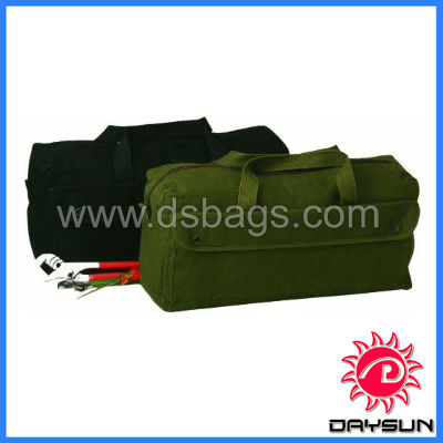 Canvas fashion tool bag