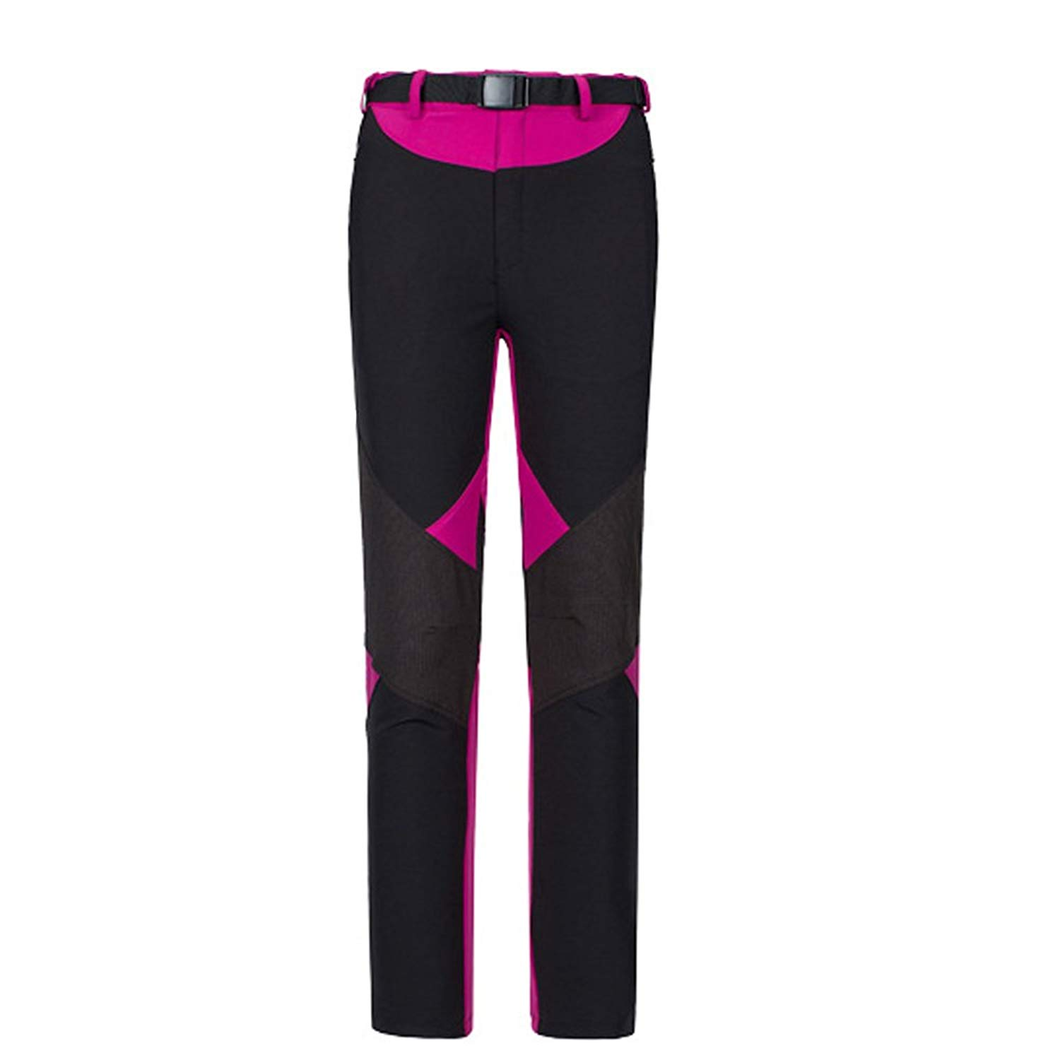 K-mover Women's Outdoor Sportwear Quick Dry Lightweight Hiking Soft Shell Pants