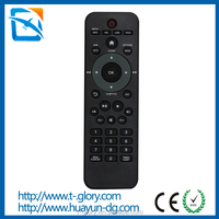 DVD/VCR player recorder ir remote controller made in china manufacturer