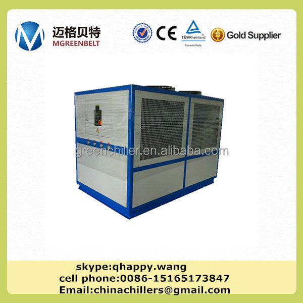 Industrial Water Cooled Chiller With Water Tank And Water Pump