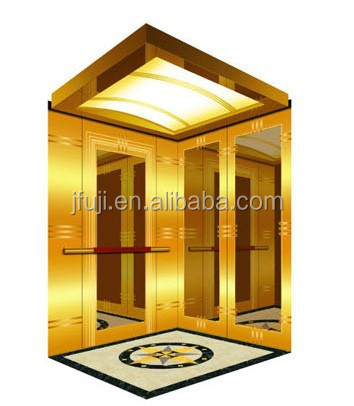Jfuji Residential Passenger Lift without machine room