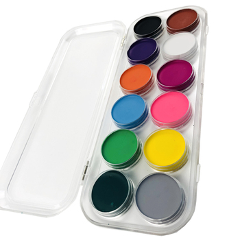 skin friendly professional face painting kits for beginners face