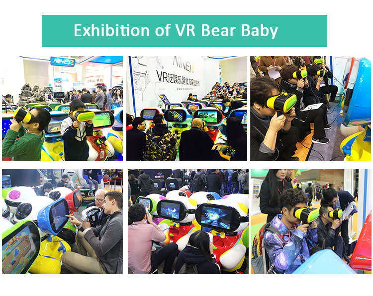 vr education vr baby vr kids shooting game machine children virtual reality simulation rides coin operated virtual reality
