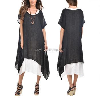 Jersey vestido barato