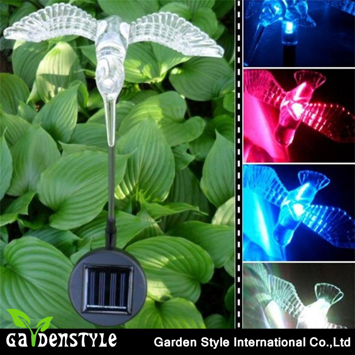 Solar Bird Garden Stakes, Solar Bird Garden Stakes Suppliers And  Manufacturers At Alibaba.com