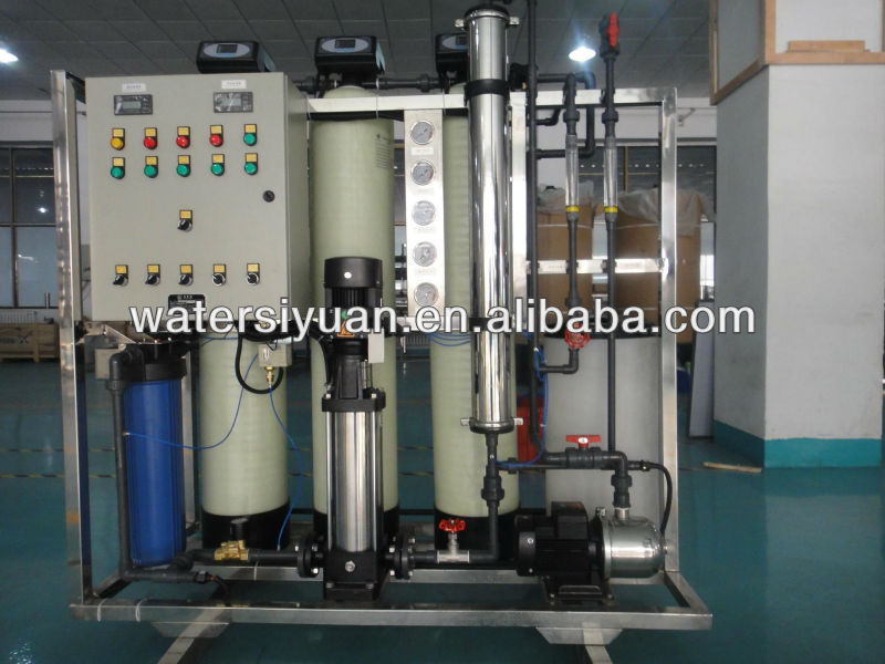Desalination Mobile Unit For Drinking Water