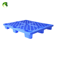 High Quality Hard HDPE Plastic Slip Sheet Pallet 1200x800