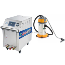 Steam Car Wash Machine with Vacuum Cleaner