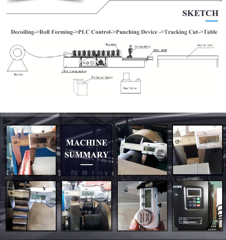 light steel keel making machine