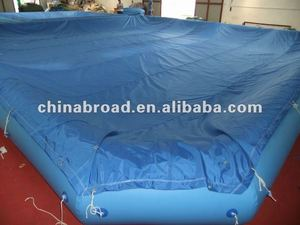 2012 best selling canvas swimming pool for kids