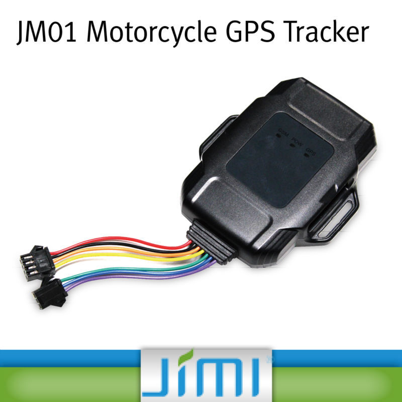 China Top 1 GPS tracker JM01 waterproof auto tracking with SOS Button and Remote Engine Cut Off Function