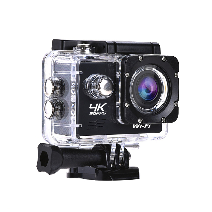 4k <strong>video</strong> ultra hd 1080p mini wifi waterproof action sport camera with detachable battery