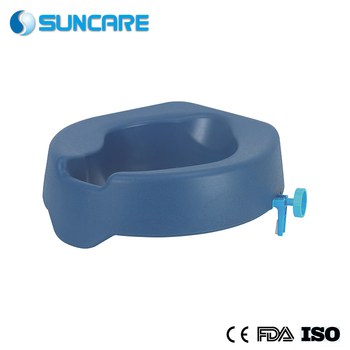 Excellent Sc7060C Pu Home Care Tool Free Installation Elder Disable Soft Padded Raised Toilet Seat Buy Raised Toilet Seat With Arm Product On Alibaba Com Squirreltailoven Fun Painted Chair Ideas Images Squirreltailovenorg