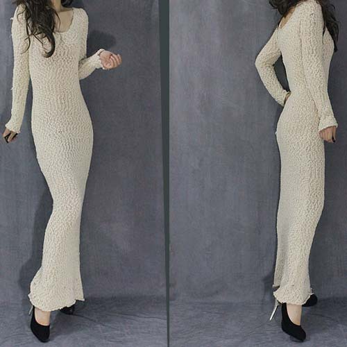 Long Sleeve Maxi Dress. Look elegant in a long sleeve maxi dress that will be perfect to wear during many occasions. Wear a dress that you will feel confident in during the .