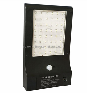 High Quality Shenzhen factory Outdoor Wall Lamp IP65 Led Solar Spot light
