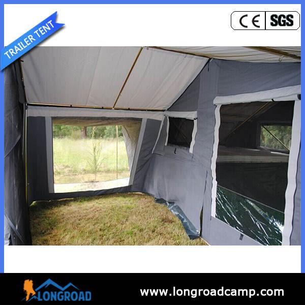 luxus camping off road camper trailer wohnmobil anh nger. Black Bedroom Furniture Sets. Home Design Ideas