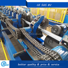 C Shaped Channel Manufacturer Equipment Galvanized Steel Cee Zee Purlin Roll Forming Machine C Z Steel Frame Keel Machinery
