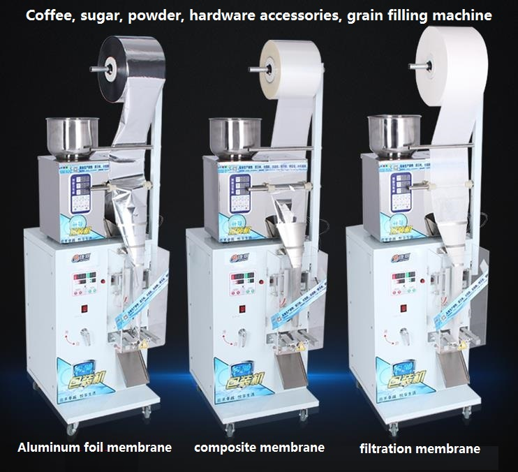 Manual Capsule Spice Packaging Dry Powder Filling Machine
