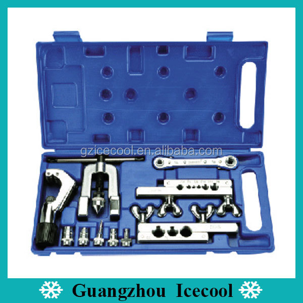 Refrigeration CT-278 Copper Tube Flaring Swaging Tool Kit with Tube Cutter
