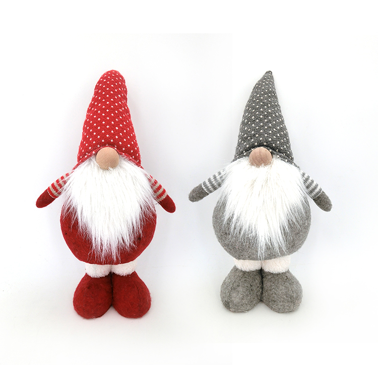 Standing Nordic Stuffed Toy Plush Scandinavian Figurines <strong>Home</strong> Christmas Decoration 11 Inch Gnomes <strong>For</strong> <strong>Sale</strong>
