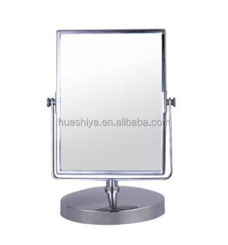Brilliant Hsy 903 Double Sided Standing Table Wenzhou Small Mirror Buy Small Mirror Stand Up Table Mirrors Metal Stand Table Mirror Product On Alibaba Com Download Free Architecture Designs Scobabritishbridgeorg