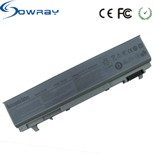 0MP307 PT434 TX283 OEM MSDS Laptop Battery For Dell Latitude E6400 E6500 Precision Mobile Workstation M2400