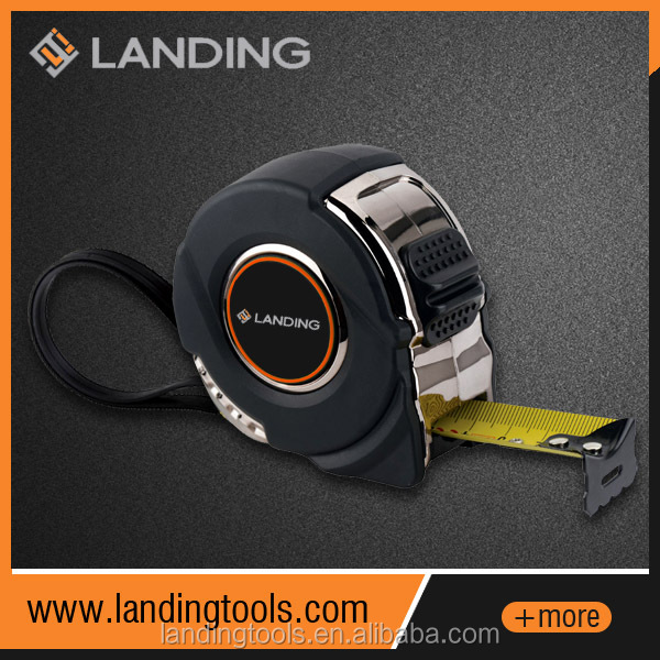 Customized promotional new abs rubber salable tape measure